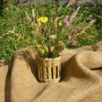 Rush Flower Vase 2009